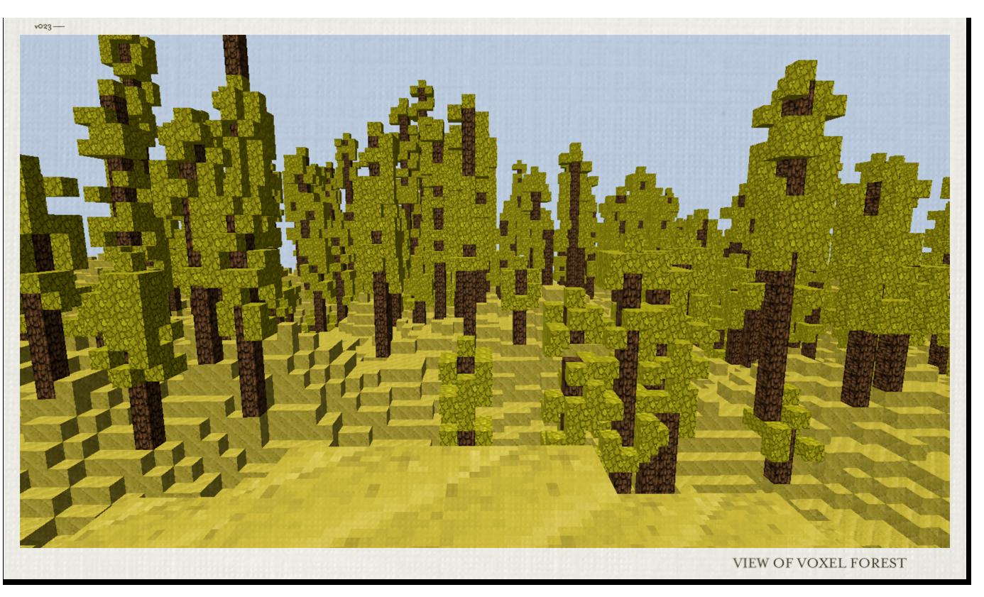 Voxeljs Blocks In Yo Browser - Minecraft spielen browser